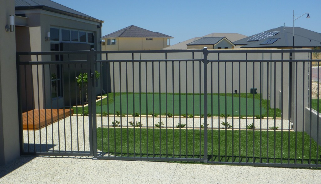 Image result for Aluminium Fence