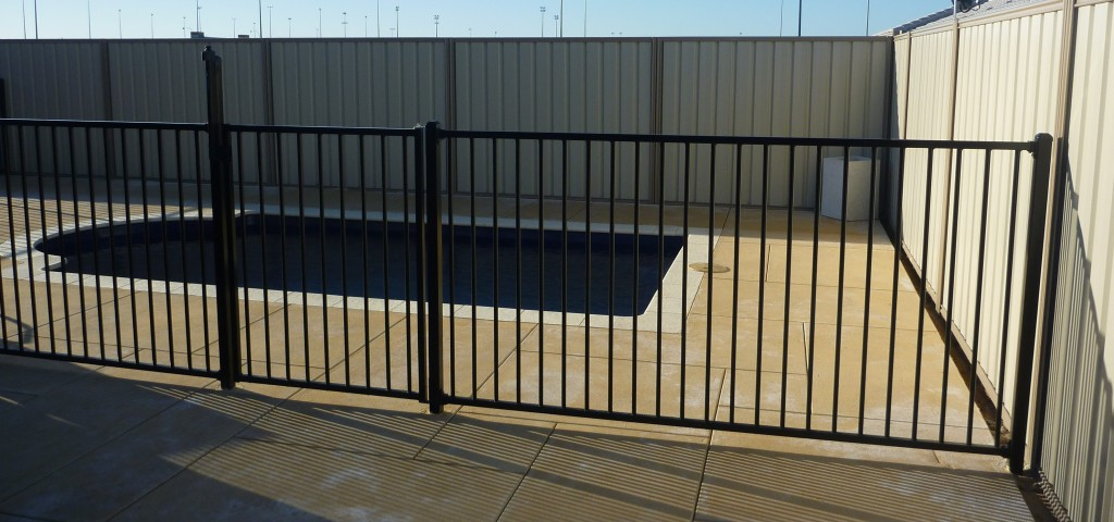 Aluminium Premium Colour Gates